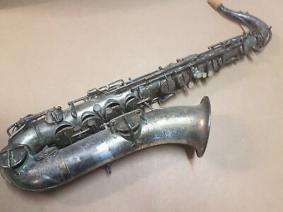 1925 MARTIN HANDCRAFT C MELODY SAX - made in USA