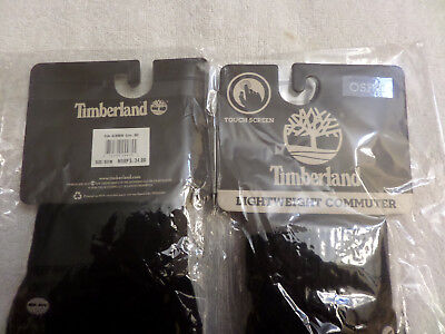 Timberland Lightweight Commuter Glove Touch Screen Compatible OSFM