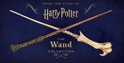 Harry Potter: The Wand Collection Hardcover Visual guide to these Magical Wands
