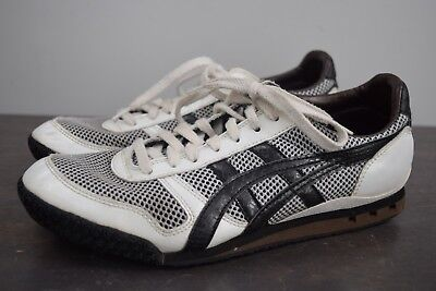 release date 3cb60 e25b8 ASICS ONITSUKA TIGER Ultimate 81 HN201 White/Black - EU 41.5 men's 8 /  women 9.5