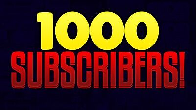 1000 real subscribe youtube +amazing gift