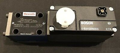 Bosch Rexroth 4WRPH Directional Valve 0811404034 With Positional Feedback