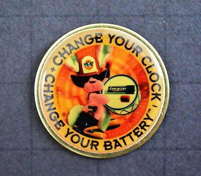 Home Depot Energizer Change Your Clock Vendor Pin