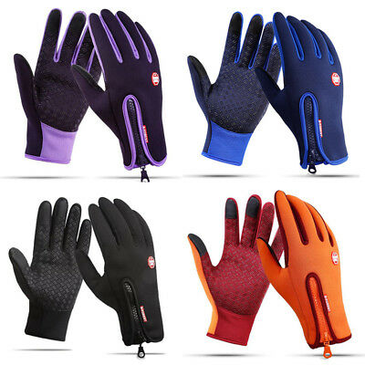 Outdoor Sport Gloves Touch Screen gloves windstopper gloves For Men Women winter