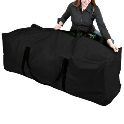 Extra Large Zipped Garden Cushion Chair Furniture Case Bags Trunk Storage Bag UK