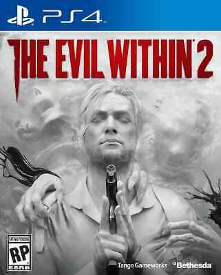 NEW  The Evil Within 2 - PS4 Pal Action Adventure  R18+