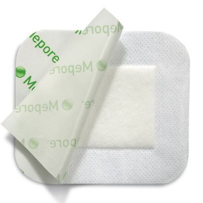 Mepore Self-Adhesive First Aid Dressing For Cuts Burns Wounds Pick Size & Qty