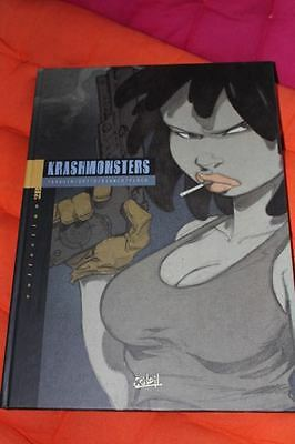 KRASHMONSTERS TARQUIN FLOCH DUTTO BIANCO Collection 2B grand format en EO