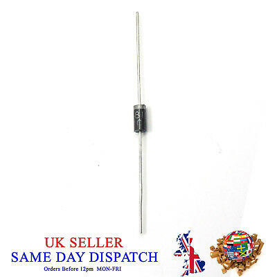 1A 40V 1N5819 Schottky Barrier Rectifier Diode DO-41 5819 IN5819