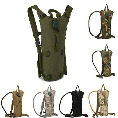 Camelback 3L Water Bladder Bag Hydration Backpack Pack Camping Hiking Cycling NE