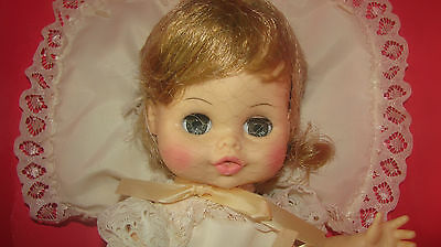 ~Vintage 70s HORSMAN Doll NRFB Drink Wet ORIGINAL Love Me Baby BOX FiFTH AVE NY~