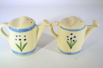 Shawnee Pottery Salt & Pepper Shaker Set - WATERING CANS - #R-01-001 #10