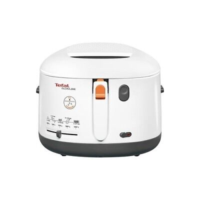 Tefal FF 1631 WEISS/ANTHRA FRITTEUSE 2,1L/1,2KG 1900W Frittierer