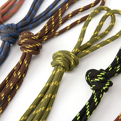 Hiking Walking Boot Laces Sneakers shoelaces Shoe Laces String Male Female CA