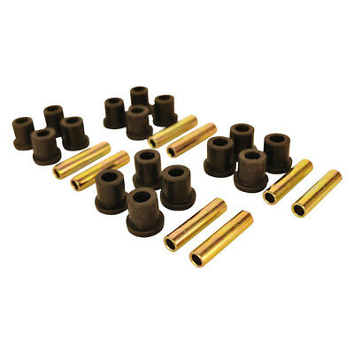 Club Car Spring Bushing Kit For DS Golf Cart G&E 1981+ Front & Rear/ Shackle