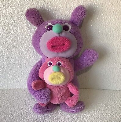 2010 Fisher-Price Singing Duet SING A MA JIG Pink & Purple Mom & Baby Works 9""