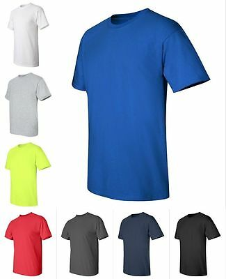 Gildan NEW Mens Tall Sizes: XLT - 3XLT 100% Ultra Cotton T-Shirt 2000T 6 Colors