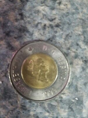 1999  Canada  Nunavut  Territory 2 Dollar  Coin  In  Great  Condition
