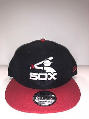 big sale cb372 6ee16 ... czech mlb new era chicago white sox team vintage throwback 9fifty  snapback hat navy f8dcb 0e487
