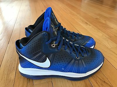 e43dd358a130 DS 2011 NIKE Lebron James 8 VIII V 2 All-Star Treasure Blue DS SZ 9 ...