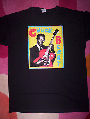 CHUCK BERRY T-SHIRT. Rock'n'roll.