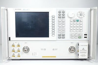 Keysight Used E8363C 10 MHz - 40 GHz vector network analyzer 2P ( Agilent )