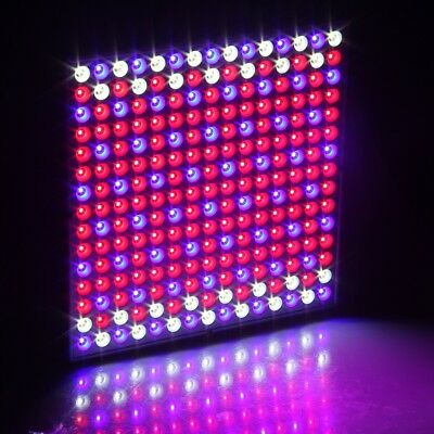 Excelvan 14W 225 LED Grow Light Panel Lampe Voll Spektrum Pflanze Blumen Gemüse