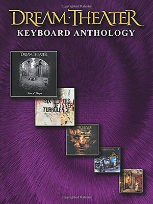 Partition Dream Theater Keyboard Anthology