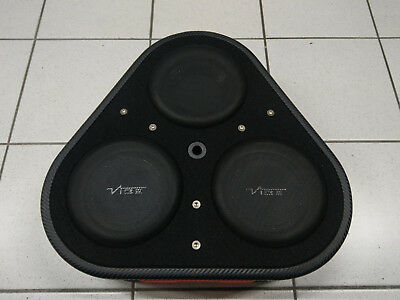 Vibe BlackAir P8 Reserverad Subwoofer  NEU von More dB Car Audio