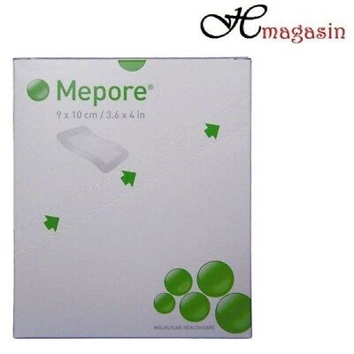 Mepore Dressings 9 x 10cm Box of 50 Dressings - Adhesive Dressing Specialist