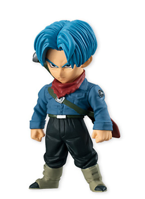 Dragon Ball Super Saiyan Adverge 4 Future Trunks Candy Toy Figure Collection