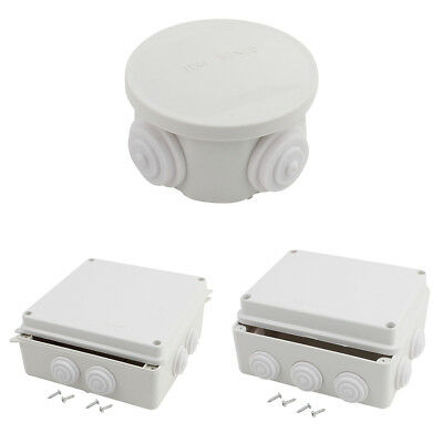 EG_ Outdoor Waterproof Enclosure Shell Electrical Power Device Junction Box Uniq