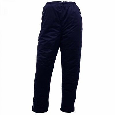 Regatta Chandler Kids Padded Insulated Waterproof Breathable Navy Blue Trousers