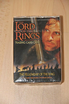Lord of The Rings Fellowship Starter Aragorn (Englisch)