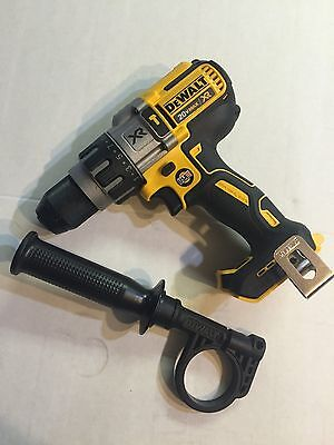 "USA made DeWALT DCD996 20V Li-Ion XR 1/2"" Cordless Hammer Drill Bare brushless"