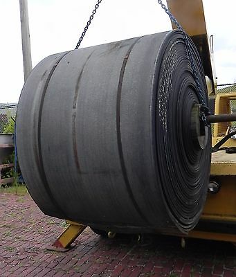 Conveyor Belt Steel Cord(s) Core New. ROLL Rubber Belting HEAVY
