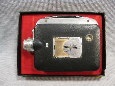 Vintage Cine-Kodak Magazine 8 Movie Camera w/ Original Box 1950s