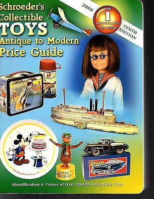 (B83) Schroeders Collectible Toys Antique to Modern Price Guide
