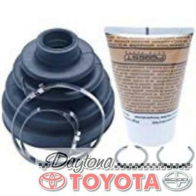 Oem Toyota Camry Highlander Drive Shaft Boot Kit 04428-0E060 In And Outboard