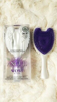 Tangle Angel Haarbürste Wow! white - Sale!! Neu und OVP!