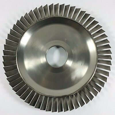 Titanium Aircraft Jet Turbine Engine Blade Fan - Military Fighter Airplane