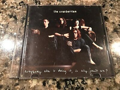 The Cranberries Everybody Else Is Doing It So Why Can't We Cd! See U2 & REM