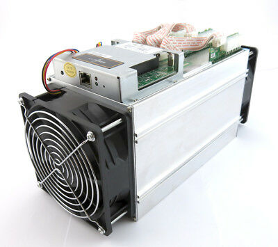 Bitmain Antminer S7 Bitcoin ASIC Miner 4.73TH/s Works Great +FreePSU - USED