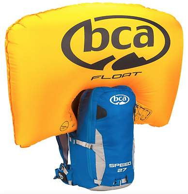 BCA Avalanche Airbag Float 27 Speed Blue NEW