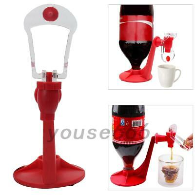 Soft Fizzy Drink Fizz Saver Soda Dispenser Soft Drinking Coke Beverage Tool