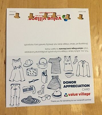 Value Village 30% Off Whole Purchase Coupon - Exp 3/31/18