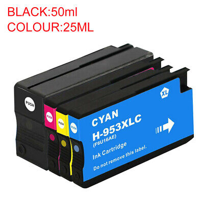 Compatible HP 953XL Ink For HP Officejet Pro 7740 8210 8218 8710 8715 8716