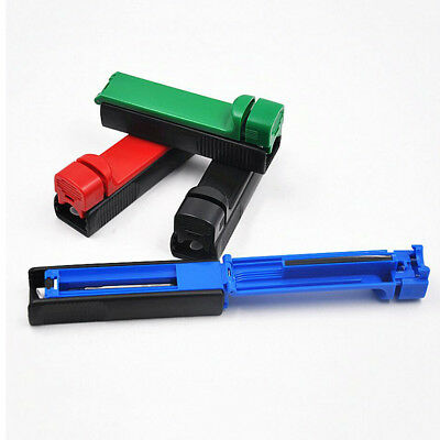 Durable Manual Cigarette Tube Rolling Machine Tobacco Roller Injector Maker Hot!