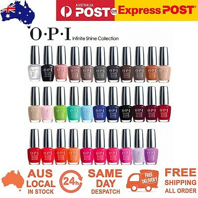 OPI Infinite Shine 2.0 Nail Polish Lacquer 15ml - Choose Any Colors