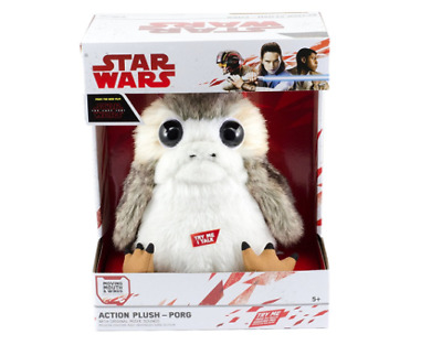 Star Wars Toys For Boys Adults Toddlers Age 9 Porg Plush Interactive NEW